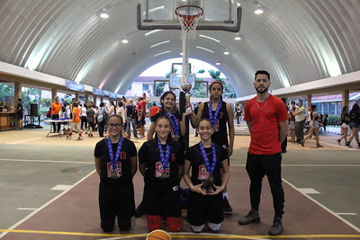 1st Place: Youth Girls, Discípulos de Cristo Vega Alta