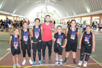 2nd Place: Mini Girls, Discípulos de Cristo Vega Alta