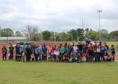 2018 Senior Easter Egg Hunt