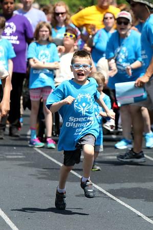 2018 Special Olympics - Boys Races