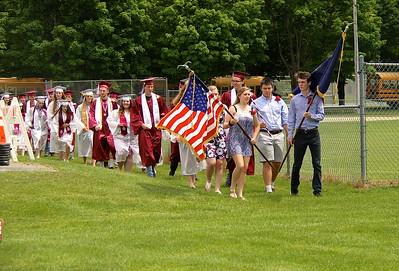 AMHS 2018 Graduation II photos by Gary Baker