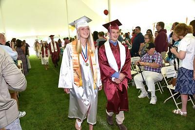 AMHS 2018 Graduation III photos by Gary Baker