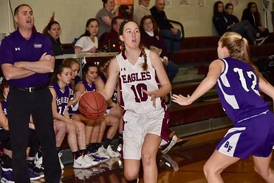 AMHS Varsity Girls Basketball vs BF photos by Gary Baker
