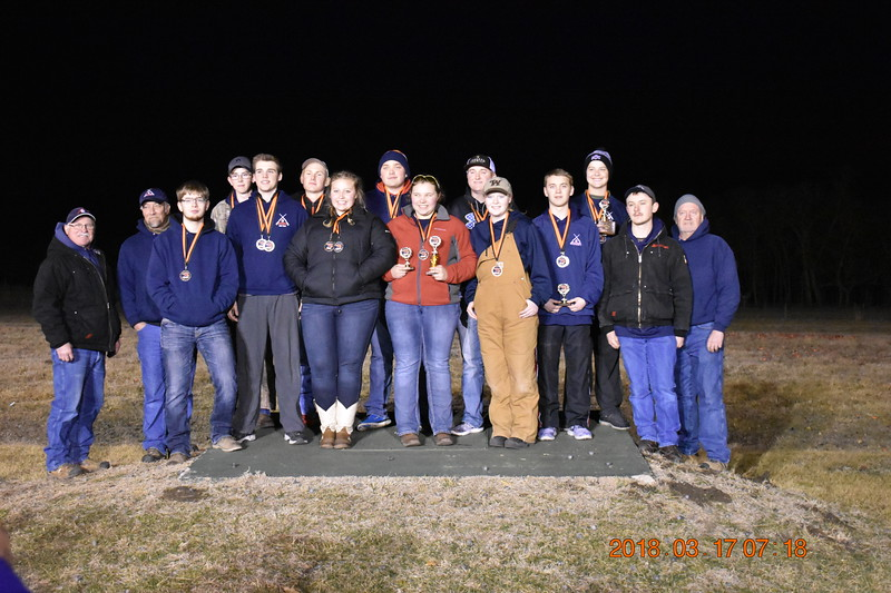 2018 03-17-2018 Medal Winners & Coaches