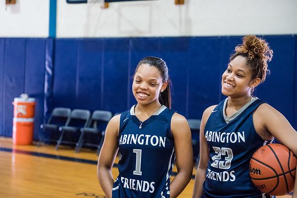 Alumni Day Basketball Game