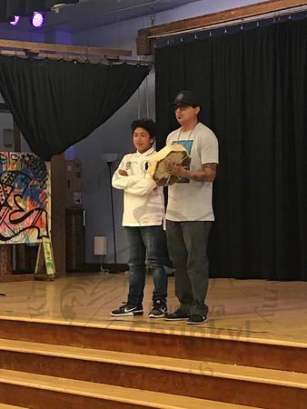 April 2018 Awards Assembly