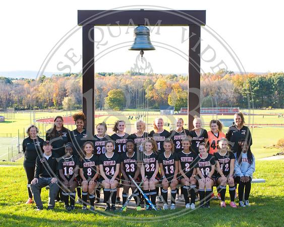 2017 Fall Athletic Team photos