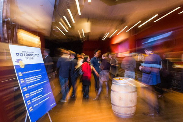 Networking at City Winery