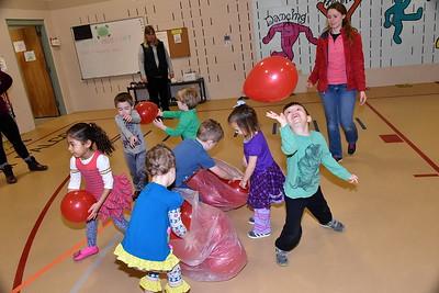 Balloon Break photos by Gary Baker