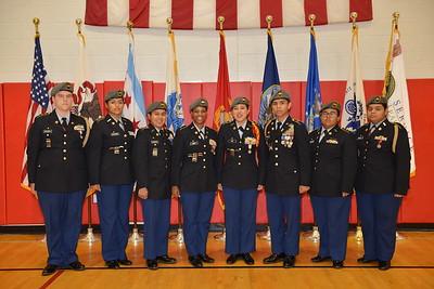 Cadet Staff