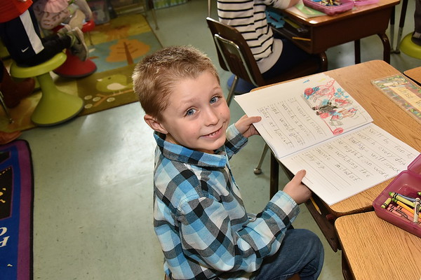 Checking In On First Grade photos by Gary Baker