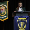 Cabrini National Honor Society Mass and Induction Ceremony.<br /> Photo: Tyler Kaufman/©2018