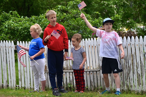 Fisher Loves A Memorial Day Parade III photos by Gary Baker