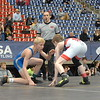 2018 USAW Jr/Cadets Folkstyle Nationals<br /> Junior 100<br /> 1st Place Match - Eli Griffin (Threestyle wrestling) won by tech fall over Kael Brisker (Big Game Wrestling Club) TF 18-3