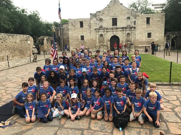 Fourth Grade Field Trip 2018