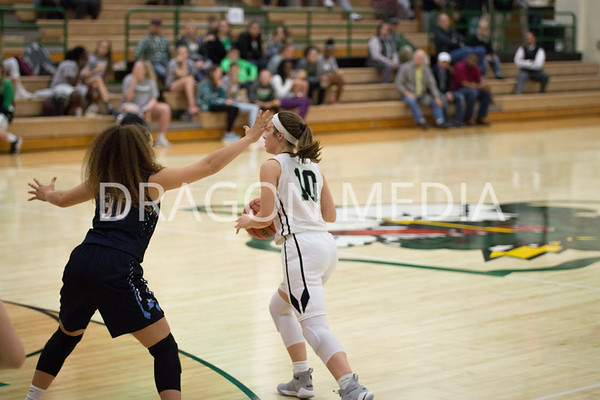 Girls Basketball 1-30-18