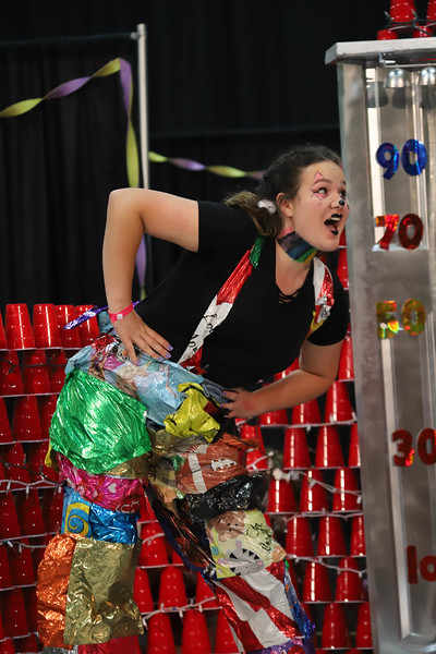130-41406 - Milford Destination Imagination - Maybe Seven - New Hampshire - Engineering Challenge - Drop Zone - Secondary Level
