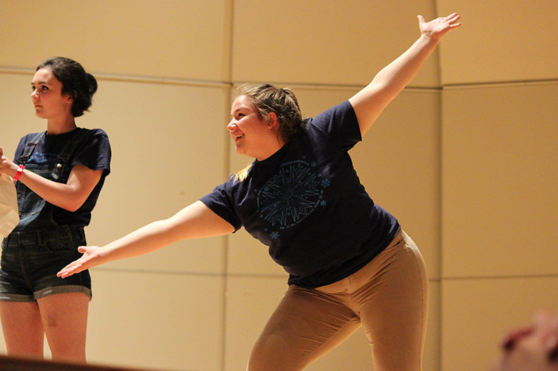 130-68586 - Monadnock Regional Middle High School - Live Free or DI - New Hampshire - Improvisational Challenge - Treasure! - Secondary Level