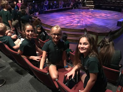 Orlando Shakespeare Theater - A Magic Treehouse Adventure