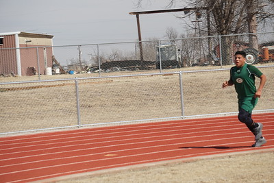 HS Chillicothe Track Meet