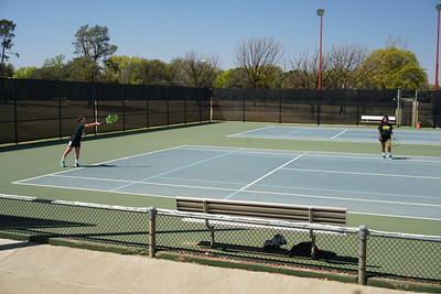 HS District Tennis
