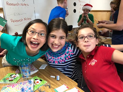 Gr. 5 Holiday Party