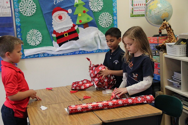 Gr.1 Holiday Party