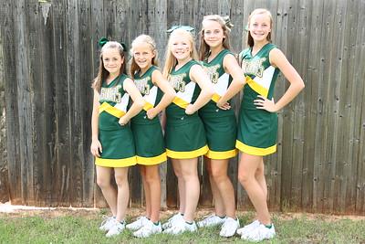 JH Cheerleader Group