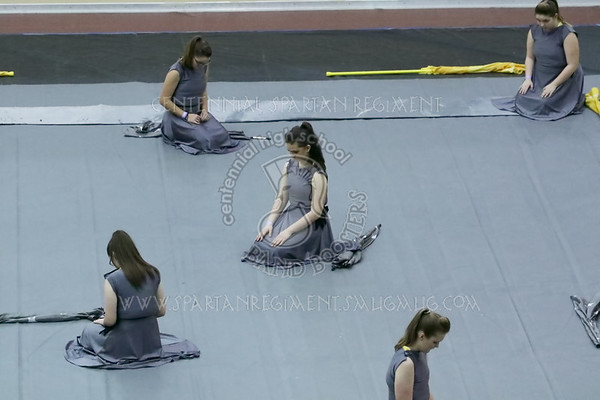 JV Winter Guard