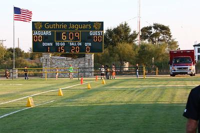 Jaguars vs. Newcastle