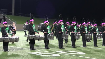 2017.10.12 - Jasper vs. McMillan (Pink Out) Halftime Part 3
