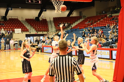 Ladies Basketball vs. Royal Valley 2018