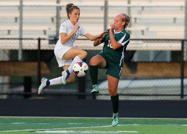 Ladies Soccer - Aurora v Twinsburg