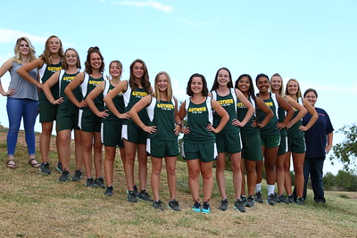 Lady Jag Cross Country