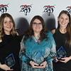 Women's Rugby Award Winners