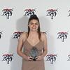 Women's Soccer Coaches Encouragement award winner, Mariah Beskers