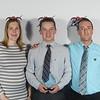 Cross Country Fair Play Award Winner, Tyler Green & Coaches
