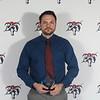 Men's Rugby MVP, Brennan Spencer
