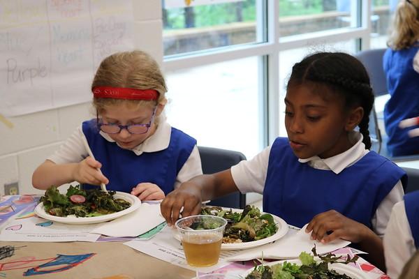 Lower School Spring Harvest Feast