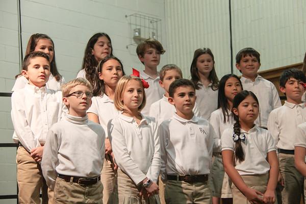 MS/US Winter Chorus Concert