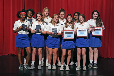 Middle School STEM and Athletics Awards