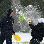 Fun in the snow, March 2 2018