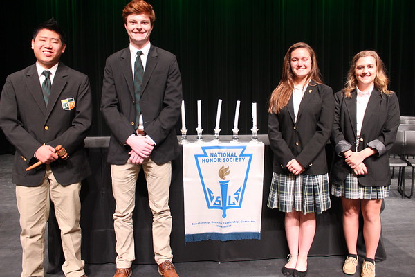 NHS Induction 2018