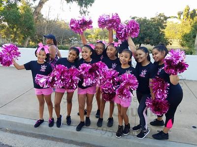 Puma Cheer - Breast Cancer 5K