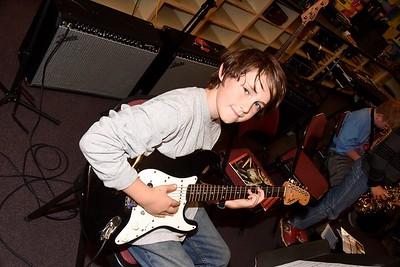 Practice, Practice, Practice...Fisher Instrumental photos by Gary Baker
