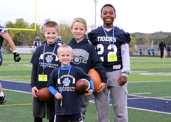 Pregame - Football Brecksville v Twinsburg
