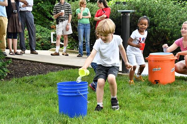 Preschool Field Day 2018
