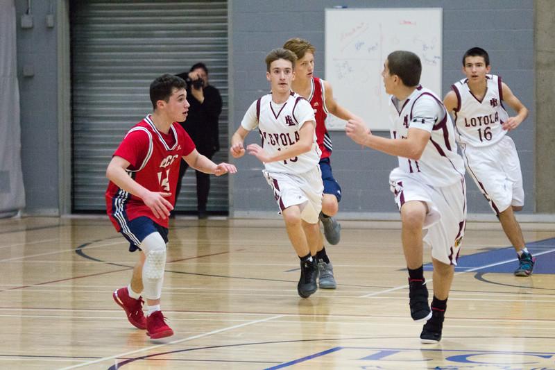 2017-18 Midget Basketball Div 1