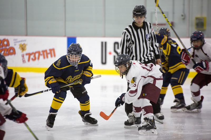 PeeWee Hockey Div 1