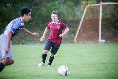 2017-10-04 Bantam Div 2 Soccer-43